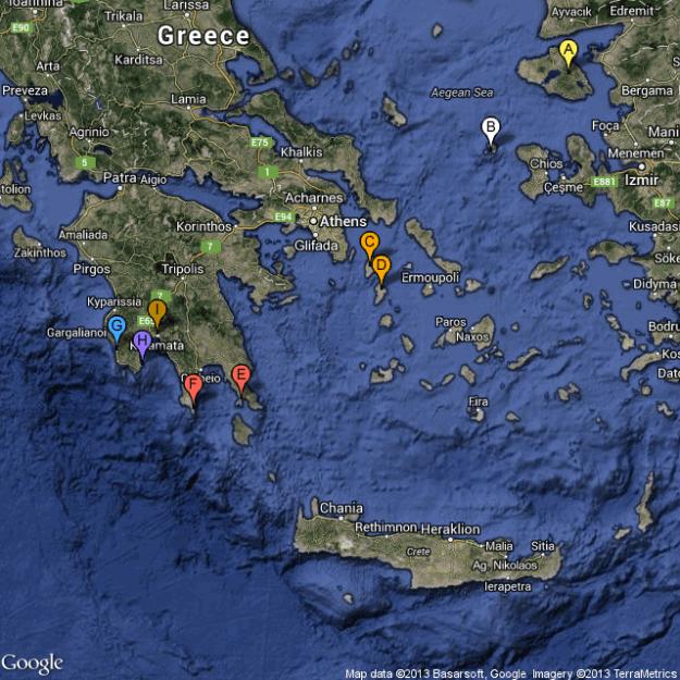 Greecemap