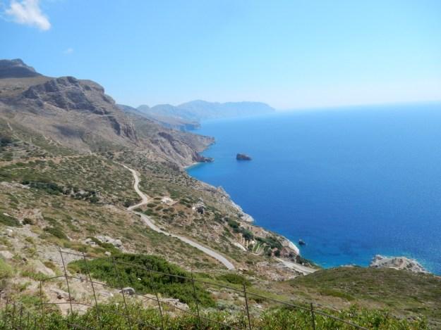 Amorgos coast