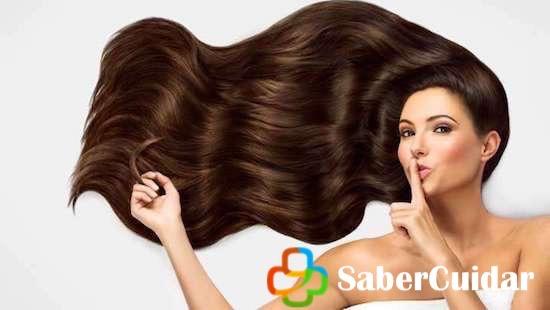Secreto del cabello largo