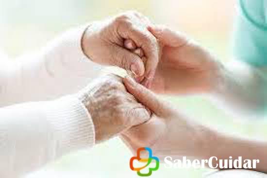 Apoyo desde los cuidados paliativos