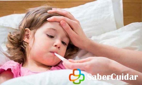 Cuidados del niño cuando se enferma