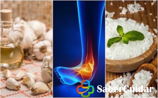 Remedios naturales para esguince de tobillo