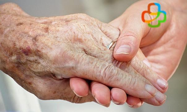 PH de la piel de los ancianos