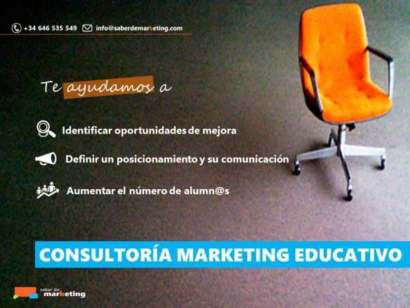 Consultoria Marketing Educativo