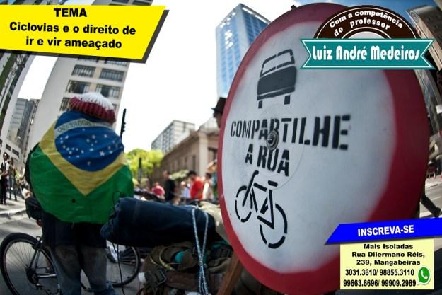 São Paulo - O Dia Mundial sem Carro é comemorado na Avenida Paulista