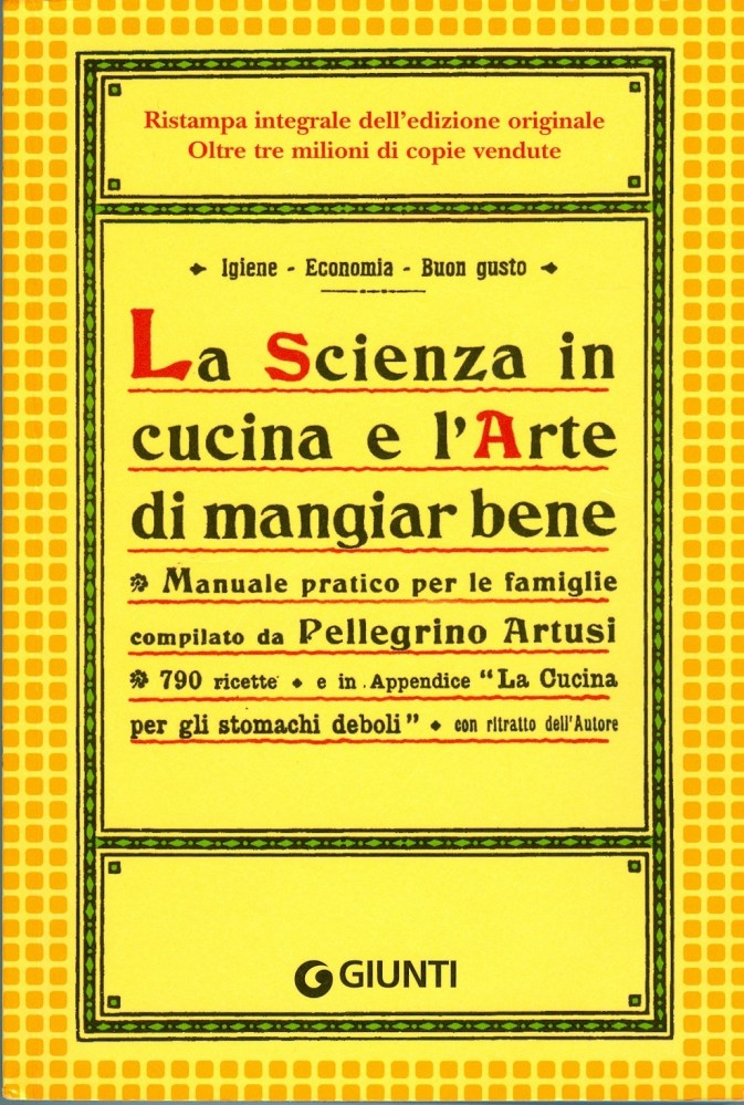 Três receitas portuguesas num livro de receitas italiano do século XIX (4/4)