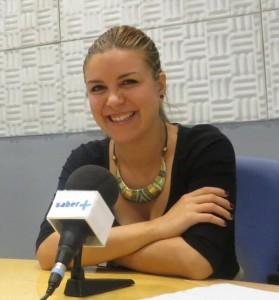 Nayara Malnero, sexóloga y psicóloga