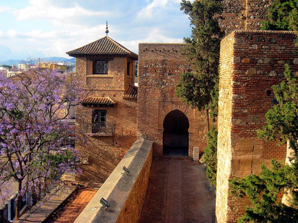 7. Alcazaba de Málaga. Autor, Cayetano