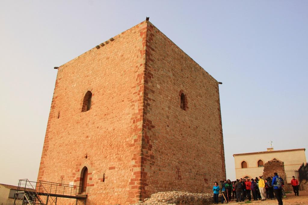 Visitando el Castillo de Terrinches