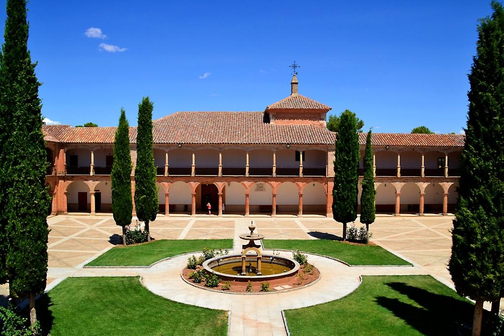 Santuario de La Antigua. Villanueva de los Infantes. Autor, Pedro García