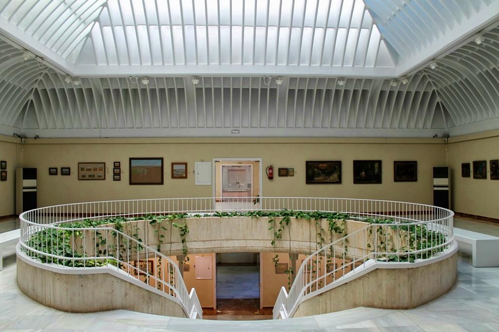 Museo Antonio López Torres de Tomelloso. Autora, Almudena