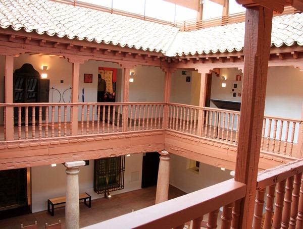 Museo del Hidalgo, Alcázar de San Juan