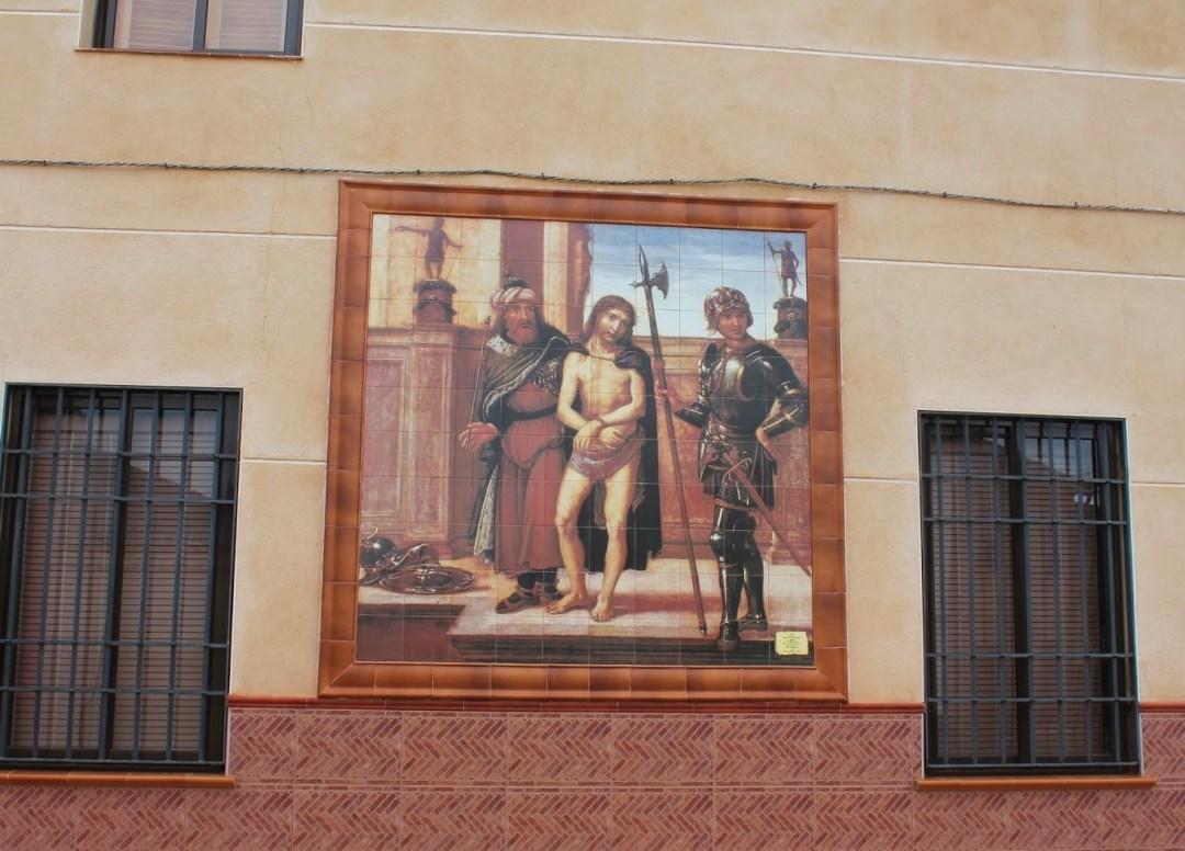 Museo al aire libre de Almedina 3