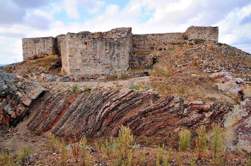 Muralla del Castillo de Alarcos