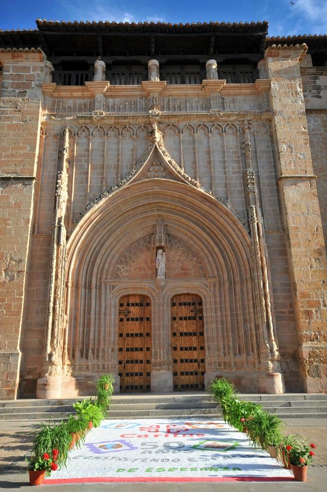 Puerta del Perdón de Villahermosa, Ciudad Real, Campo de Montiel