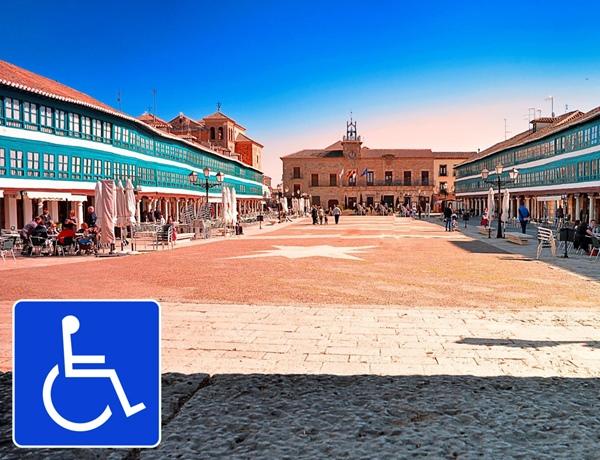 Turismo accesible en Almagro