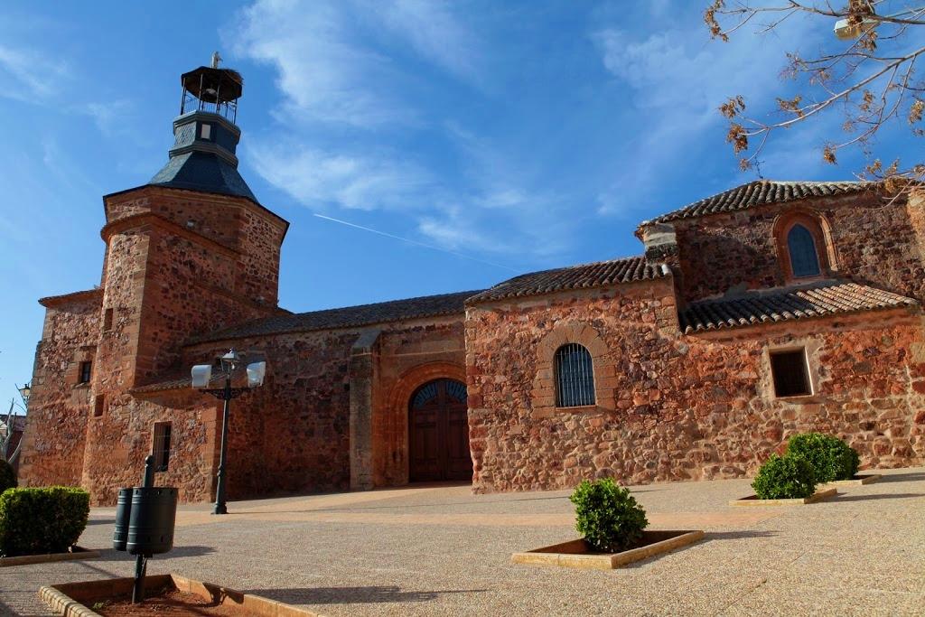 Iglesia de Santa María Magdalena, Alcubillas