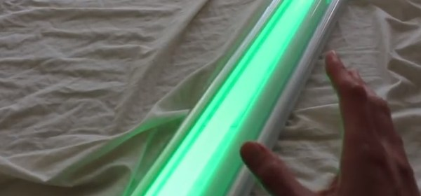 Ultrasabers lightsaber blades