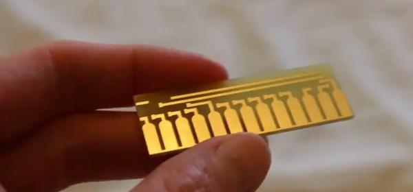 One Replicas Luke V2 clamp card