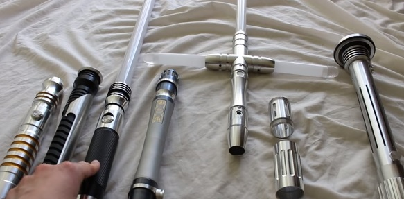 Top 8 Custom Lightsaber Companies You Should Know About (Some are controversial, but important!)