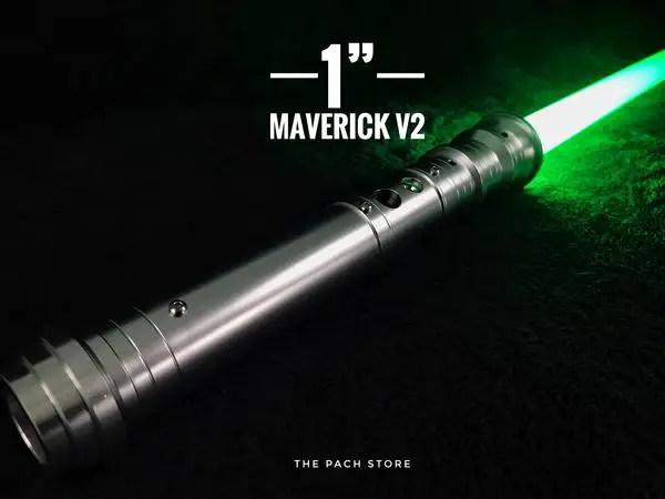 The Pach Store Maverick V2 lightsaber