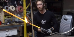 are-lightsabers-real-hacksmith-turns-on