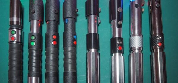 ACLightsabers custom sabers (various models)