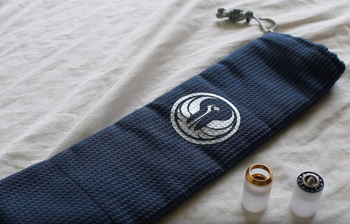 defconbird saber bag and blade plugs