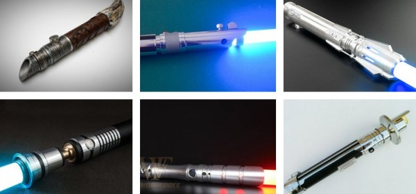 Custom Saber sellers on Etsy