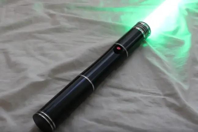 Ultrasabers Dark Liberator V3 lightsaber