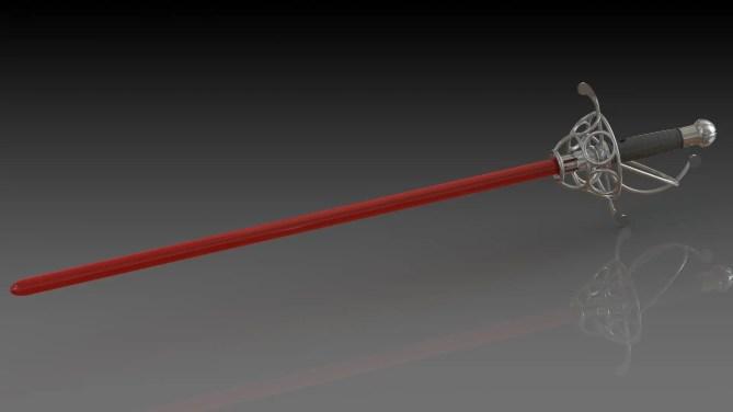 saberforge-unveils-rapier-lightsaber-nsa