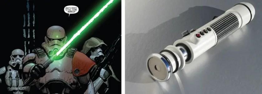 stormtrooper lightsaber