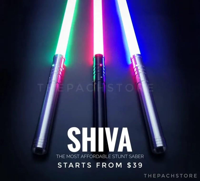 The Pach Store Shiva lightsaber