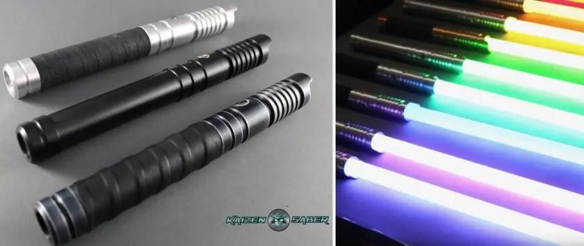 Kaizen Saber Ventus lightsaber
