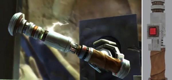 First Blade (lightsaber)