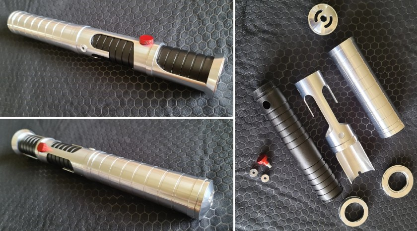 7 Chambers Vos lightsaber