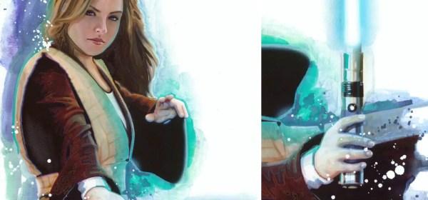 Tallisibeth Enwandung-Esterhazy lightsaber