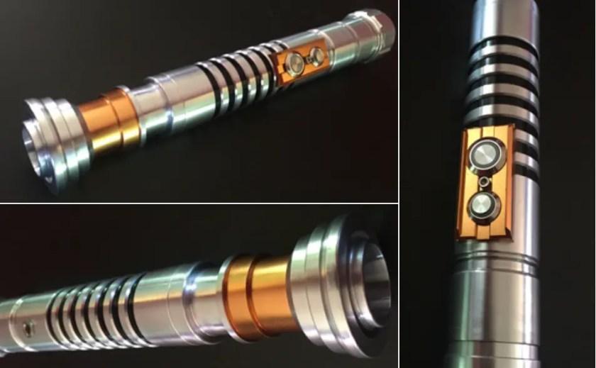 Illuminated Saber R1 lightsaber