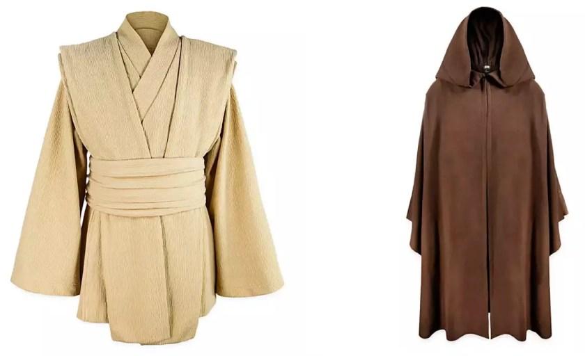 Jedi robes from Star Wars Galaxy's Edge