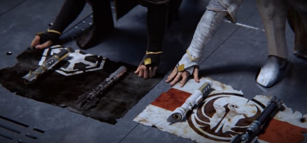 Star Wars battle flag