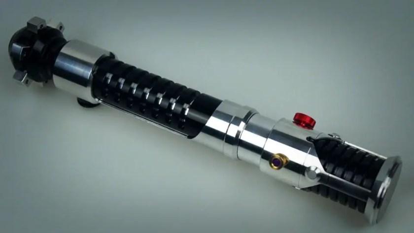 KR Sabers x One Replicas Apprentice OWK lightsaber