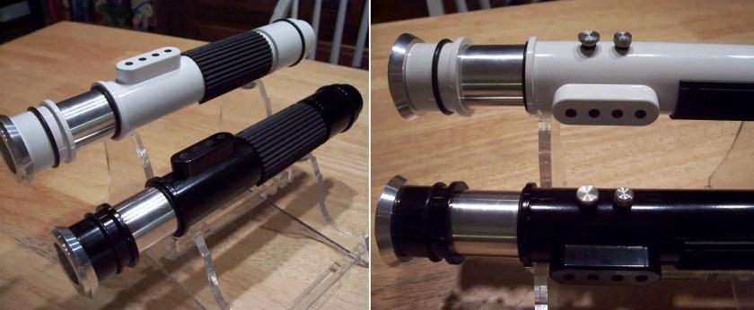 Orbital Machining Stormtrooper lightsaber