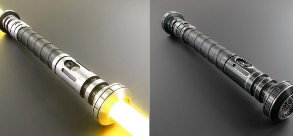 Saberforge Gladii Battle Staff lightsaber