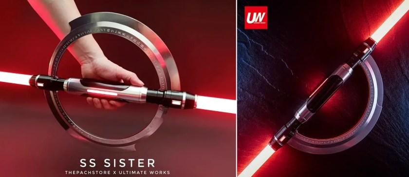 Ultimate Works SS Sister Lightsaber