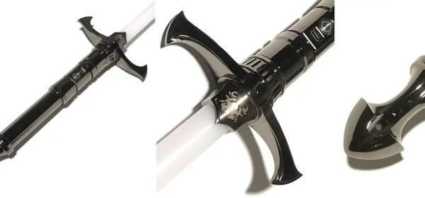 Mystic Knights Armory Draic Lightsaber