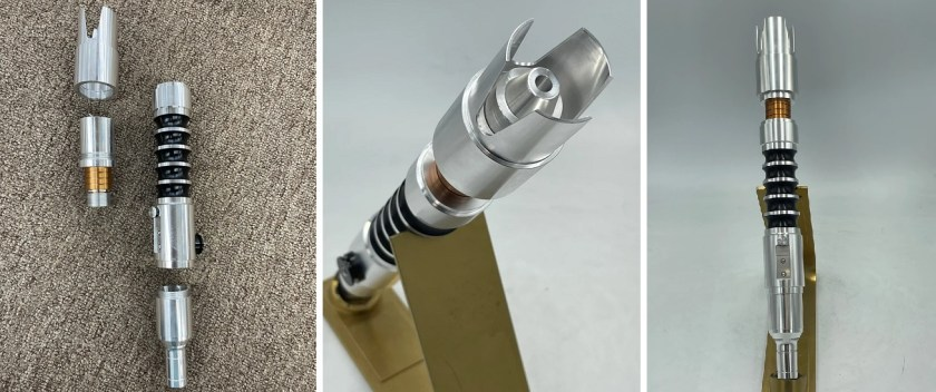 LDM Custom Sabers Malak lightsaber