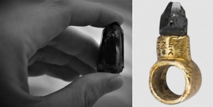 Obsidian kyber crystal