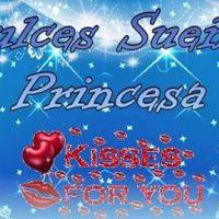 Buenas noches y Dulces Sueños princesa