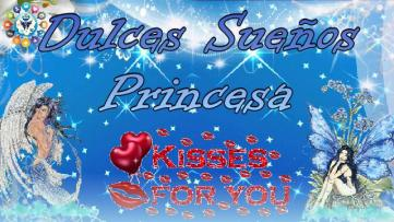 dulces sueños princesa