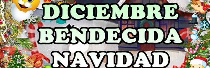 Video Mensaje y Frases para FELIZ Y BENDECIDO DICIEMBRE POR COMPARTIR #FELIZNAVIDAD